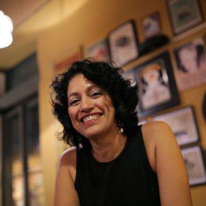 ANDREA OCAMPO | Somos poetas igual que ellos