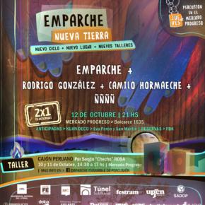 EMPARCHE | Nuevo Ciclo + Nuevo Lugar + Nuevos Talleres