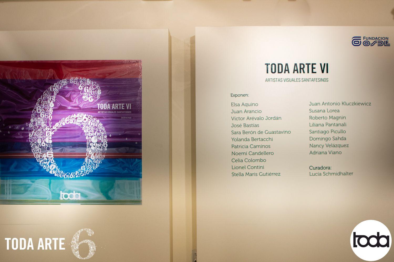 TODA Arte 6 - 22